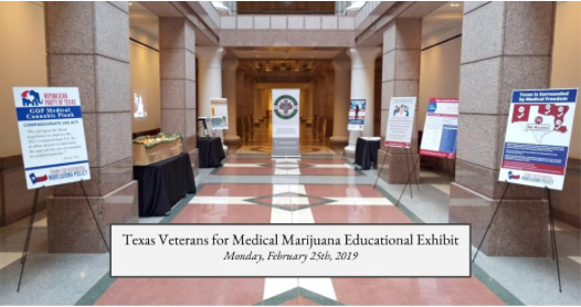 Texas Veterans Educational Exhibit